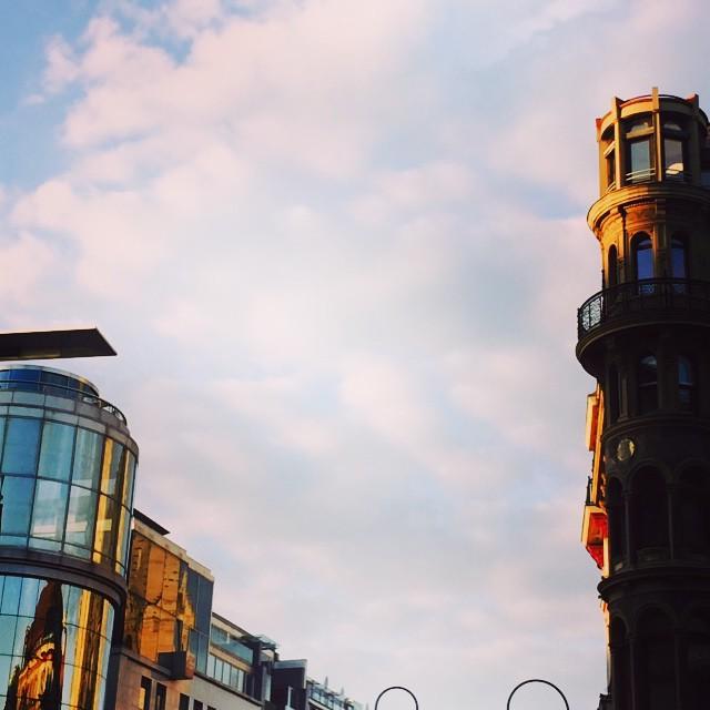 Licht und Schatten am Stephansplatz