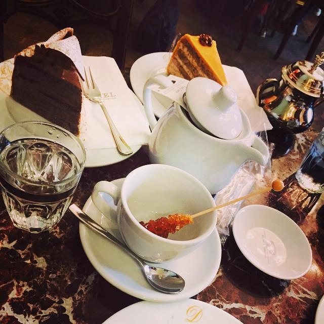 Demel: Wiener Kaffeehauskultur