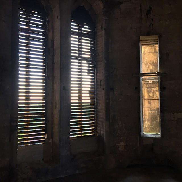 Turmfenster.